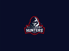 Hunters Esports logo designed by Bojan Ahmetovic. Connect with them on Dribbble; the global community for designers and creative professionals. Go Logo, Team Logo, Airsoft, Badge Design, Logo Design, Raiders Team, Viking Logo, Hunter Logo, Futuristic Fonts