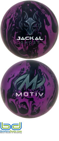 Balls 36105: Motiv Jackal Ghost Bowling Ball Nib 1St Quality -> BUY IT NOW ONLY: $167.95 on eBay!