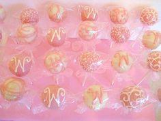 Baby Shower CAKE POPS by jenspopshoppe on Etsy, $30.00