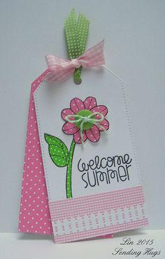 Tag You're It!  #22 by quilterlin, via Flickr