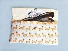 Your place to buy and sell all things handmade Goat Gifts, Gifts For Farmers, Cotton Twill Fabric, Uk Shop, Printing On Fabric, Goats, Sunglasses Case, Cool Designs, Print Design