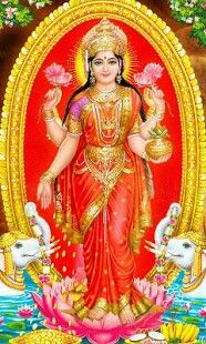 Numerous ancient Stotram and Sutras of Hinduism recite hymns dedicated to Lakshmi Lakshmi Photos, Lakshmi Images, Durga Kali, Shiva Shakti, Diwali Pictures, God Pictures, Ganesha, Baba Image, Krishna Statue