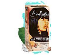 Tinte Natural SIN amoníaco Shea Moisture JET BLACK
