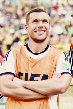 Lukas Podolski #POLDI BELLO *-*