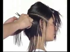 VİDAL SASSOON ACADEMY....................haircut