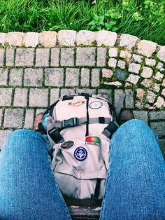 Life in a bag Poznań, Poland #travel #erasmus #food #poland #girl #photography #adventure #legs #bag