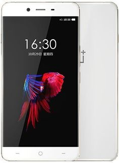 Orginal Oneplus X 4G Smartphone Android 5.1 Quad Core 2.3GHz 3GB RAM 16GB ROM with 5.0 inch Screen Dual Sim Card (white) -- You can get more details by clicking on the image.