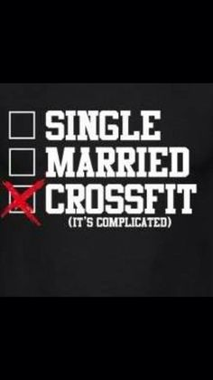 Complicated Crossfit Games