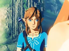 """The Legend of Zelda: Breath of the Wild (March 3, 2017) ""That look on your face tells me that you have no recollection of me; however, I think you are now ready… ready to hear what happened one..."
