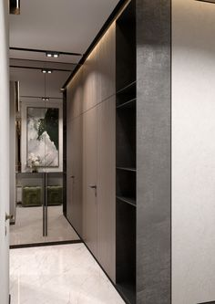 Hallway Designs, Foyer Design, Lobby Design, Closet Designs, Interior Design Dubai, Door Design Interior, Home Interior, Modern Interior Design, Luxury Kitchen Design