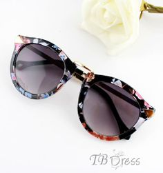 Top Quality Rund Frame Outdoor Sunglasses