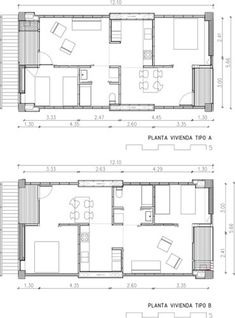 44 Units Social Housing In Pardinyes Lleida Coll Leclerc Arquitectos