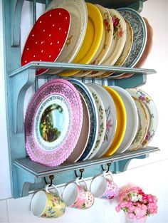 showoff pretty different plates