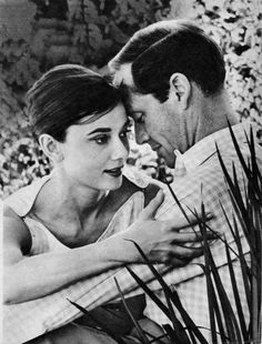 Discovered by Everything Audrey. Find images and videos about audrey hepburn, audreyhepburn and mel ferrer on We Heart It - the app to get lost in what you love. Golden Age Of Hollywood, Classic Hollywood, Old Hollywood, Hollywood Stars, Audrey Hepburn Born, Romance, Roman Holiday, British Actresses, Happy Girls