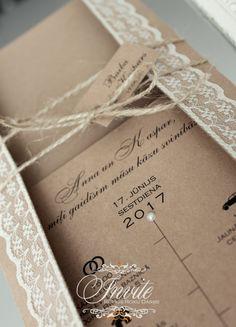 KĀZU IELŪGUMI Rustic Wedding Ielūgumi Kāzām Hochzeit Einladung Hochzeits  Einladung Hochzeitseinladung Elegant With Pocket Wedding Invitations