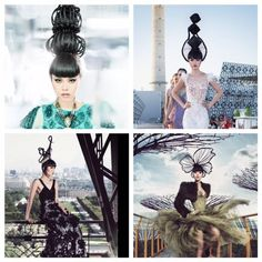 Inspiring Beauty and Fashion Offered By Jessica Minh Anh | Modern Salon