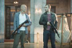 Die Hard : belle journée pour mourir - A Good day to Die Hard – John Moore
