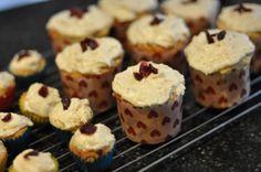 Gluten & Dairy Free Coconut Cupcakes - so darn gooooooooood