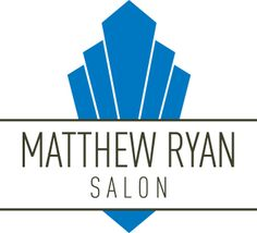 logo idea symmetry art deco salon logo design by redhead design studio
