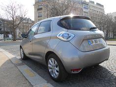 Essai Renault ZOE : la voiture électrique « normale »