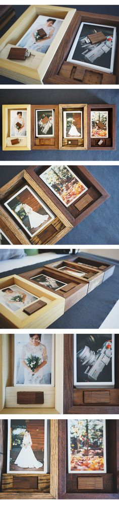 How amazing are these USB + Box combos for your 4x6 prints! <3