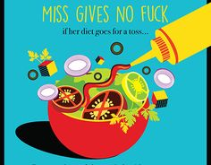"""Check out new work on my @Behance portfolio: """"Miss Gives No Fuck"""" http://be.net/gallery/40874927/Miss-Gives-No-Fuck"""