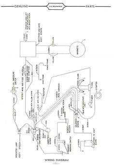 John Deere 318 Starter Wiring Diagram Yamaha Tach On Seat Lawn Cushman Diagrams Gasoline Golfster Model 735 Models 878915 879717 880000 880017 880022