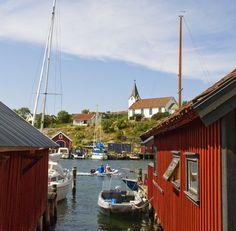 Hamburgsund, Bohuslän, Sweden