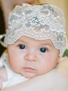 Great Gatsby era style baby christening by Joysheartcreations, $25.00