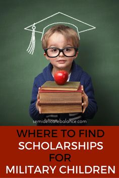 Where to Find Scholarships for Military Children - A Semi-Delicate Balance