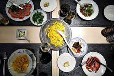 Guggenheim syö jo pöydässäsi – sadat ravintolat keräävät rahaa museolle   Helsingin Uutiset