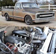 1967 Chevy Truck, Custom Chevy Trucks, C10 Trucks, Chevy C10, Hot Rod Trucks, Chevy Pickups, Chevrolet Trucks, Muscle Truck, Classic Pickup Trucks