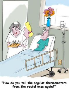 #Nurses -  medical #humor