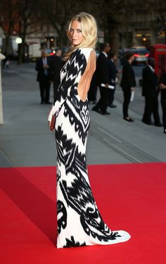 Poppy Delevingne in Emilio Pucci for the Glamour Italian Fashion red carpet  ~ Gorgeous Gorgeous Dress 3d6538d15b87