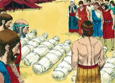 Moses: Joshua