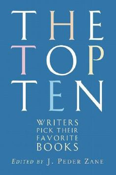 The Greatest Books of All Time, As Voted by 125 Famous Authors   Brain Pickings