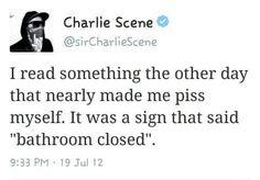 Charlie Scene Tweets