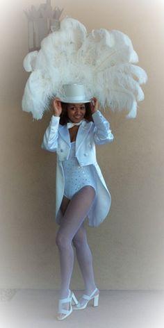 Las Vegas Showgirl Headpieces - pretty