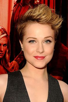 Evan Rachel Wood | The 18 Greatest Celebrity Pixie Cuts Of The Past Decade