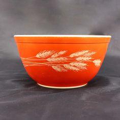 Pyrex Mixing Bowls, Pyrex Bowls, Orange You Glad, Autumn Harvest, Nesting Bowls, Festival Decorations, Aesthetic Vintage, Vintage Kitchen, Kitchen Stuff