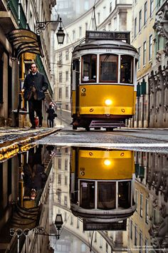 Let's all share the world together. Color Splash, Color Pop, Splash Photography, City Photography, Foto Picture, Foto Portrait, S Bahn, Black And White Pictures, Travel Posters