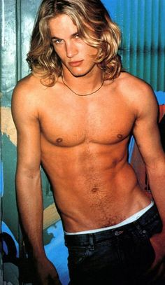 Travis Fimmel. Omg I wanted to marry him in high school