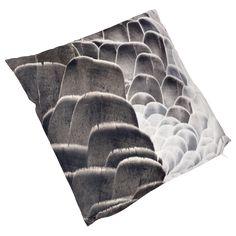 kussen met print veren poly. 45cm div. - Plaids & Kussens - Decoratie - Action Nederland B.V.