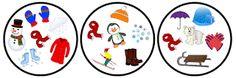 FUNGLISH: Winter Dobble