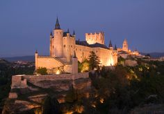 Segovia - http://www.rantapallo.fi/tutustu-unesco-kohteisiin-junalla/