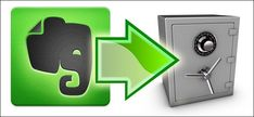 How to Backup Your Evernote Notebooks (just in case)