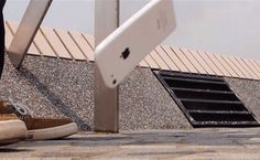 #Apple patents an #iphone drop protection mechasinsm that changes #device angle in freefall.