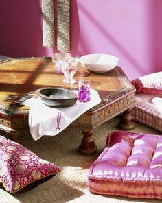 33 Exquisite Moroccan Dining Room Designs | DigsDigs