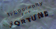 Typography by Ruslan Khasanov