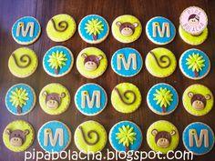 Pipa Bolacha: Macacadas para o Miguel!!!